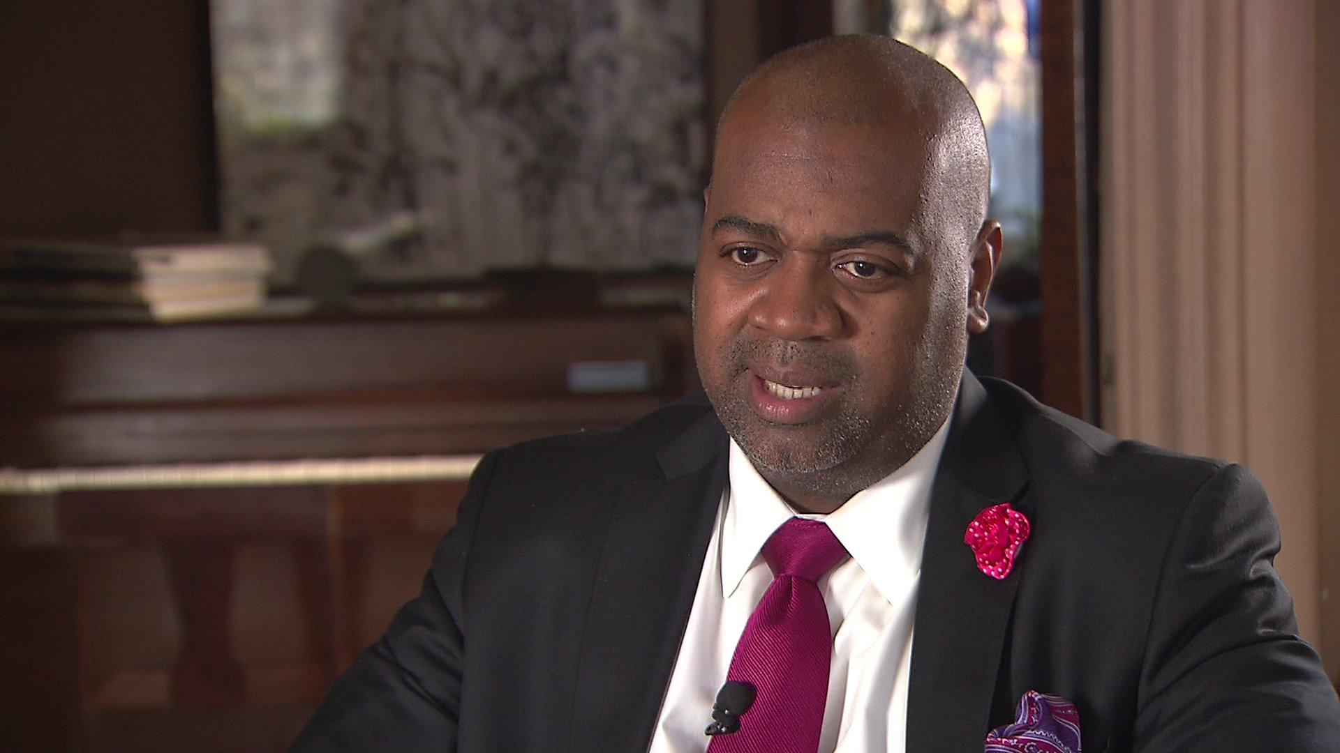 Beyond the politics: Meet Newark mayoral candidate RasBaraka