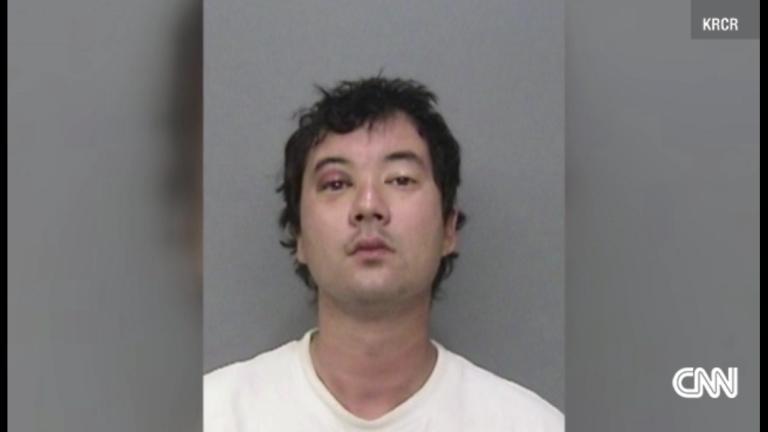 Police called the relationship between Ryan Eddy Watenpaugh and his girlfriend