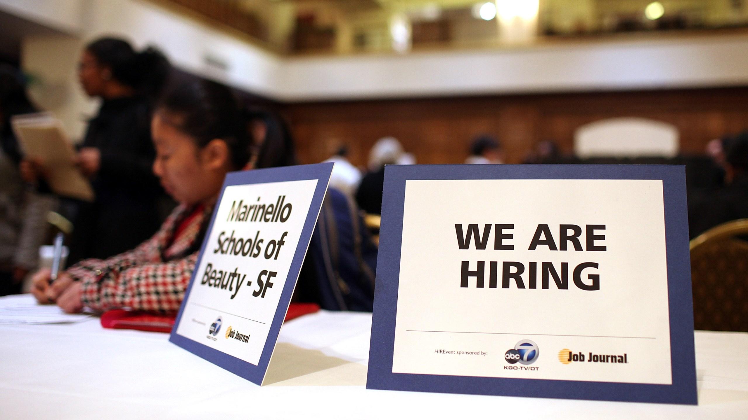 Jobs available jobs fair