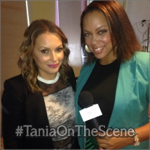 Angie and Tania