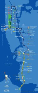 nyc marathon route 2014