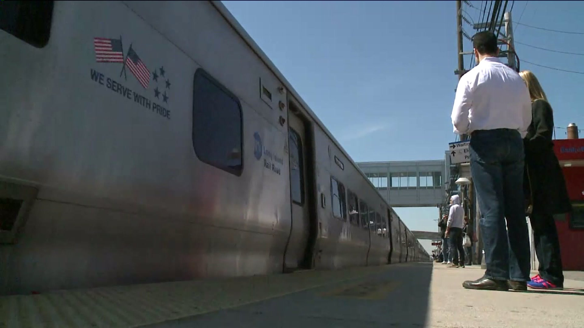 Service resumes with delays on LIRR after trainstrike