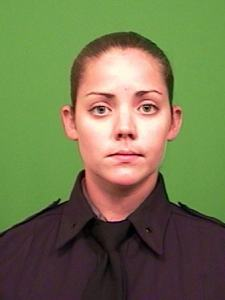 Baril tried to strike Officer Lauren O'Rourke over the head with the claw side of a hammer.