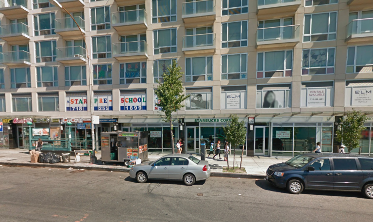 The rant happened at a Starbucks in Elmhurst, Queens at 86-51 Broadway, a customer wrote on Facebook. (Photo: Google Maps)