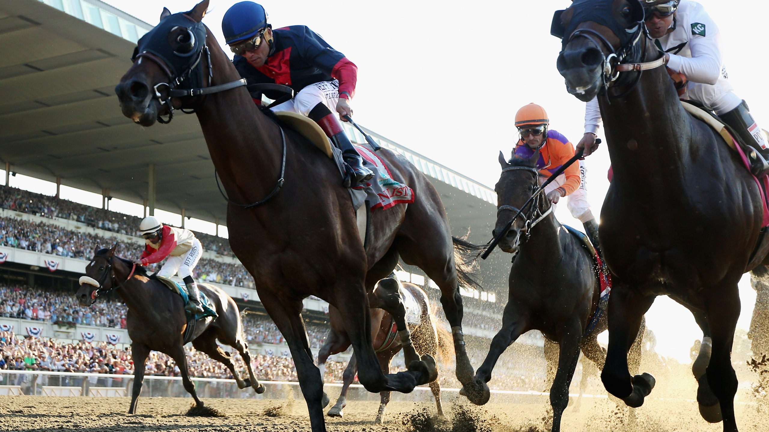 Belmont Stakes 2015results