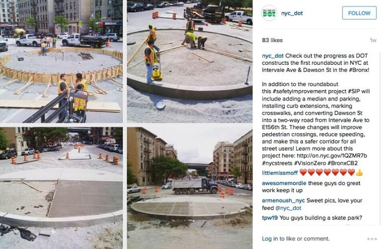 roundaboutt nyc dot instagram