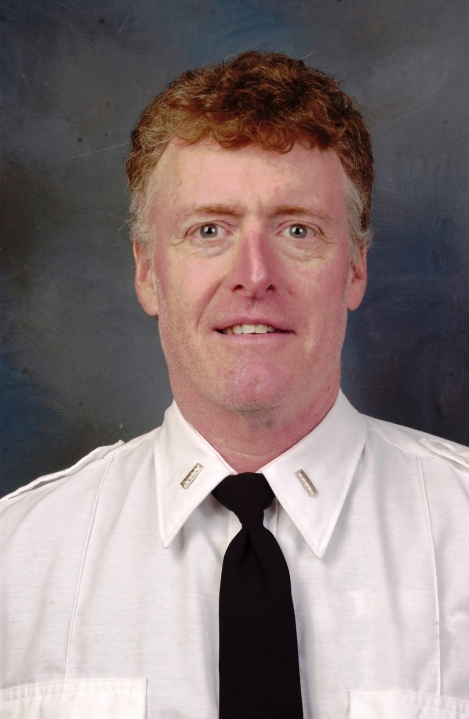 FDNY Lt. James Hayes was shot by a suspect wanted on a federal probation warrant. His shooting -- the first in 21 years for the department -- sparked a 6-hour standoff that ended in the suspect's death in Staten Island on Aug. 14, 2015. (Photo: FDNY)