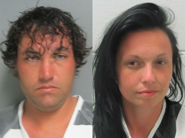 Cody and Monique Bourgeois (Source: Cameron Parish Sheriff's Office)