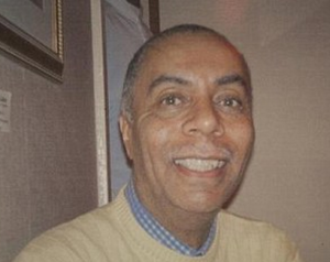 Perez was convicted of murdering his boss, Bruce Blackwood (pictured) after Blackwood caught him stealing checks.(NYPD)
