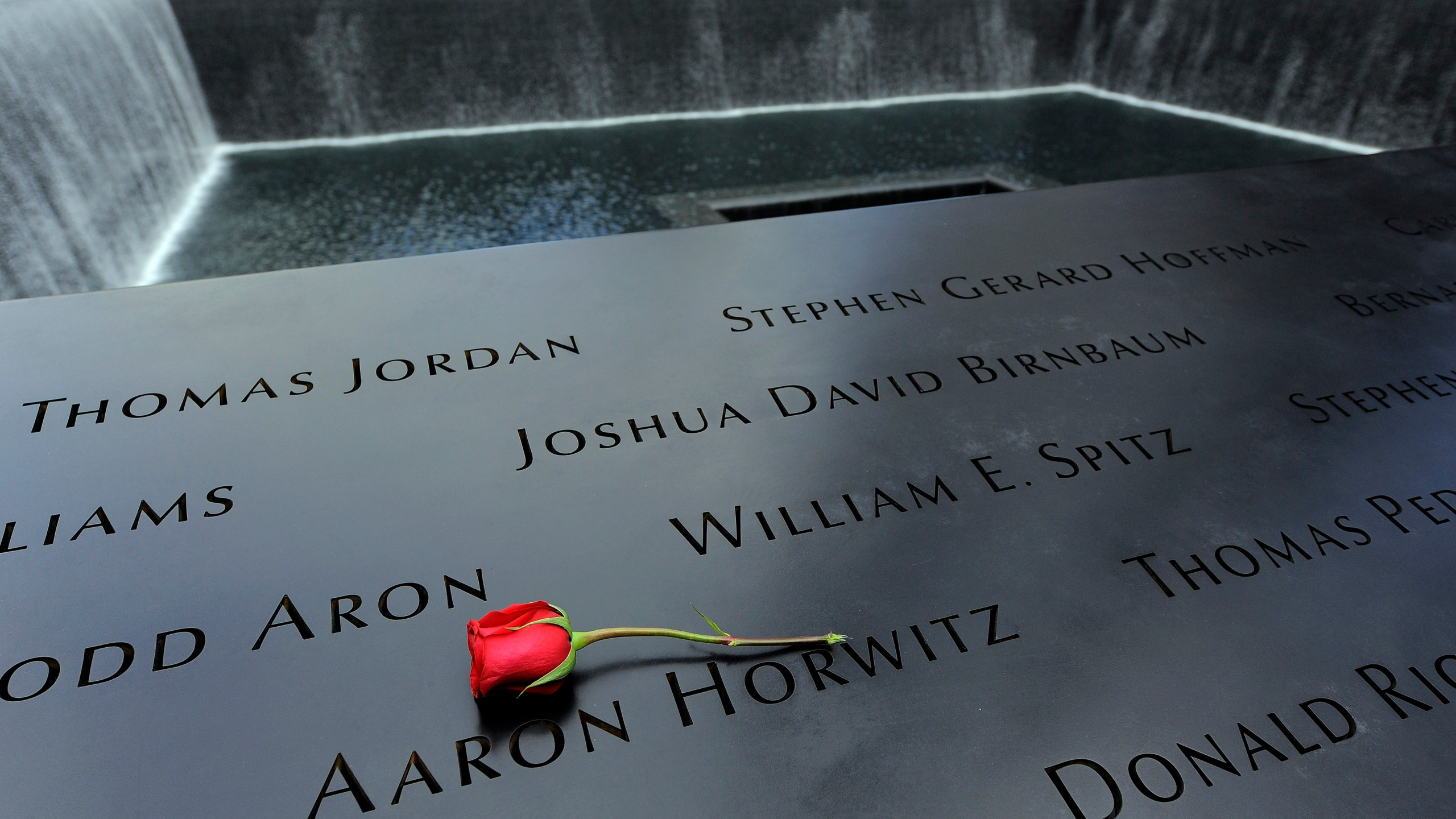 WATCH: Moments from the 9/11 memorialceremony