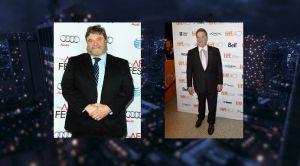 (Left) John Goodman in November 2014 at a screening of