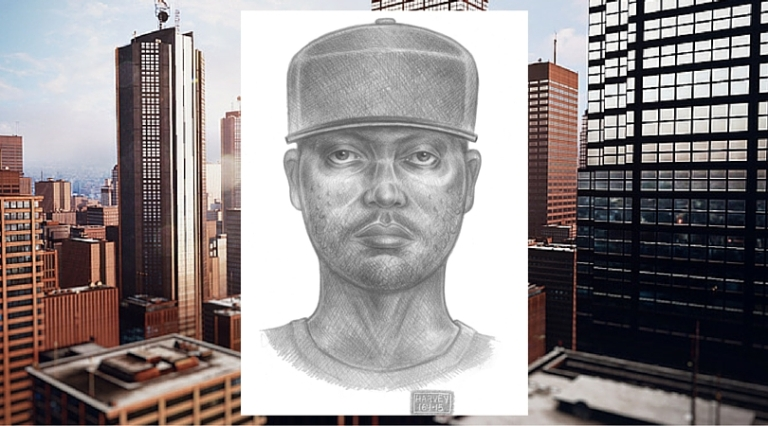 The suspect is described as man in his mid-to late-20s, about 5-feet-11 to 6-feet-2 inches tall, and around 180-190 pounds. (NYPD)