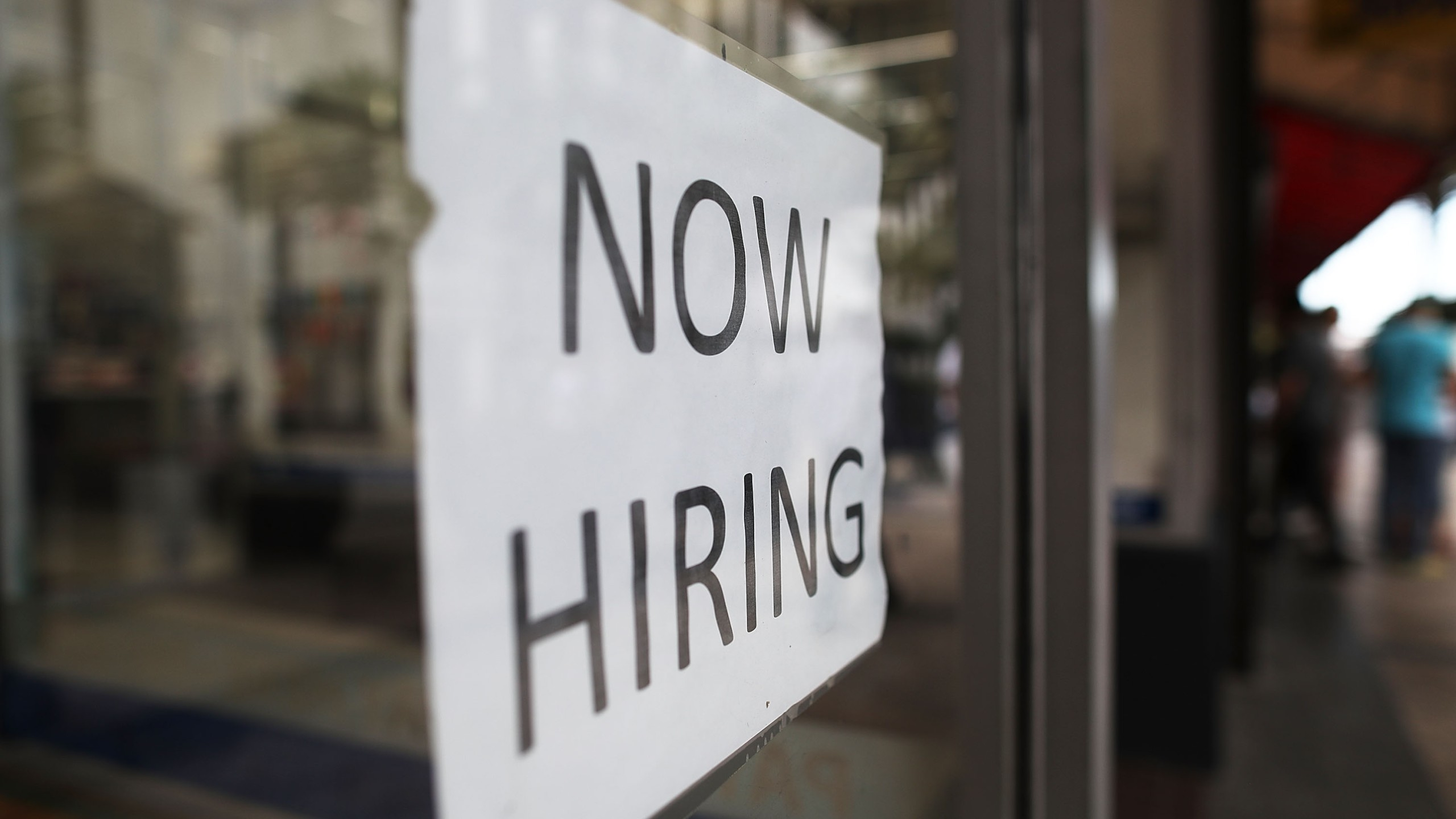 Job openings in U.S. hit record high