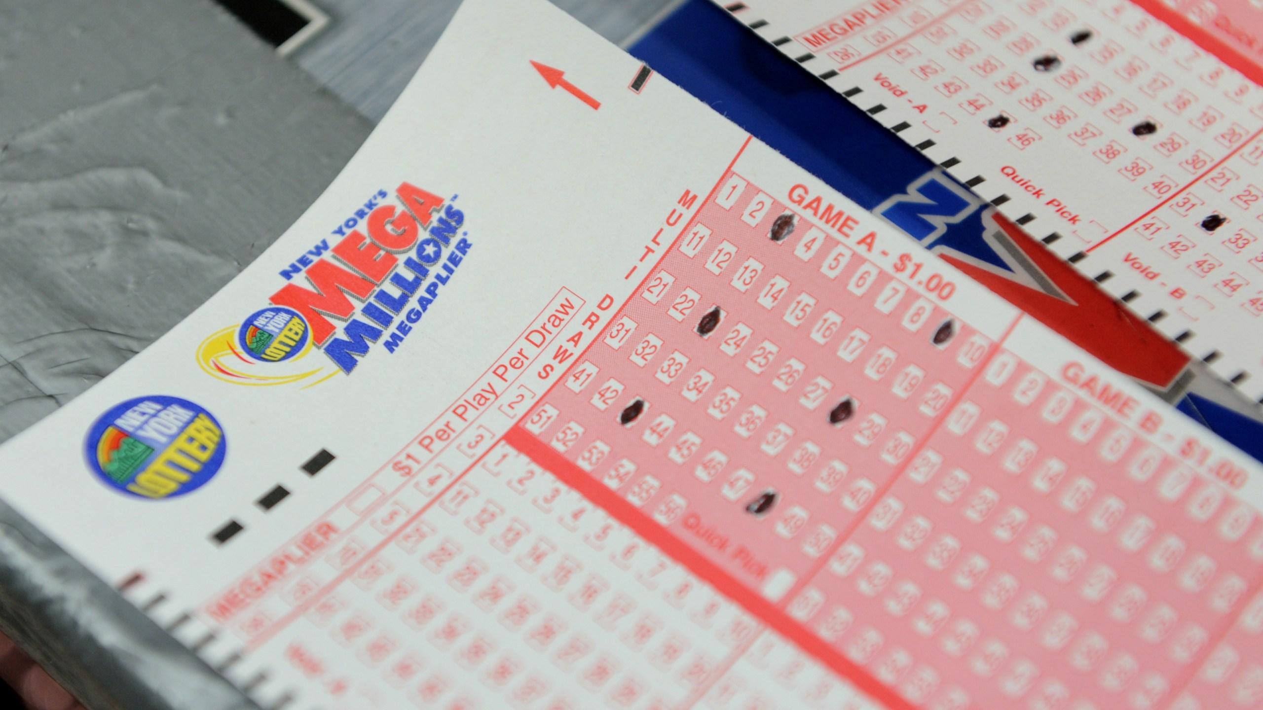 Mega Millions jackpot climbs to $449million