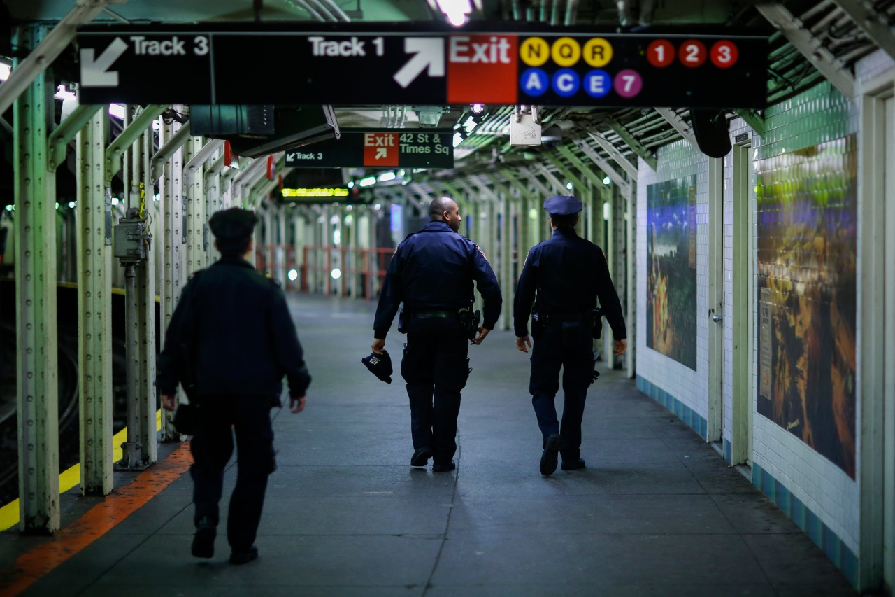 MTA worker punched at Times Square station: official