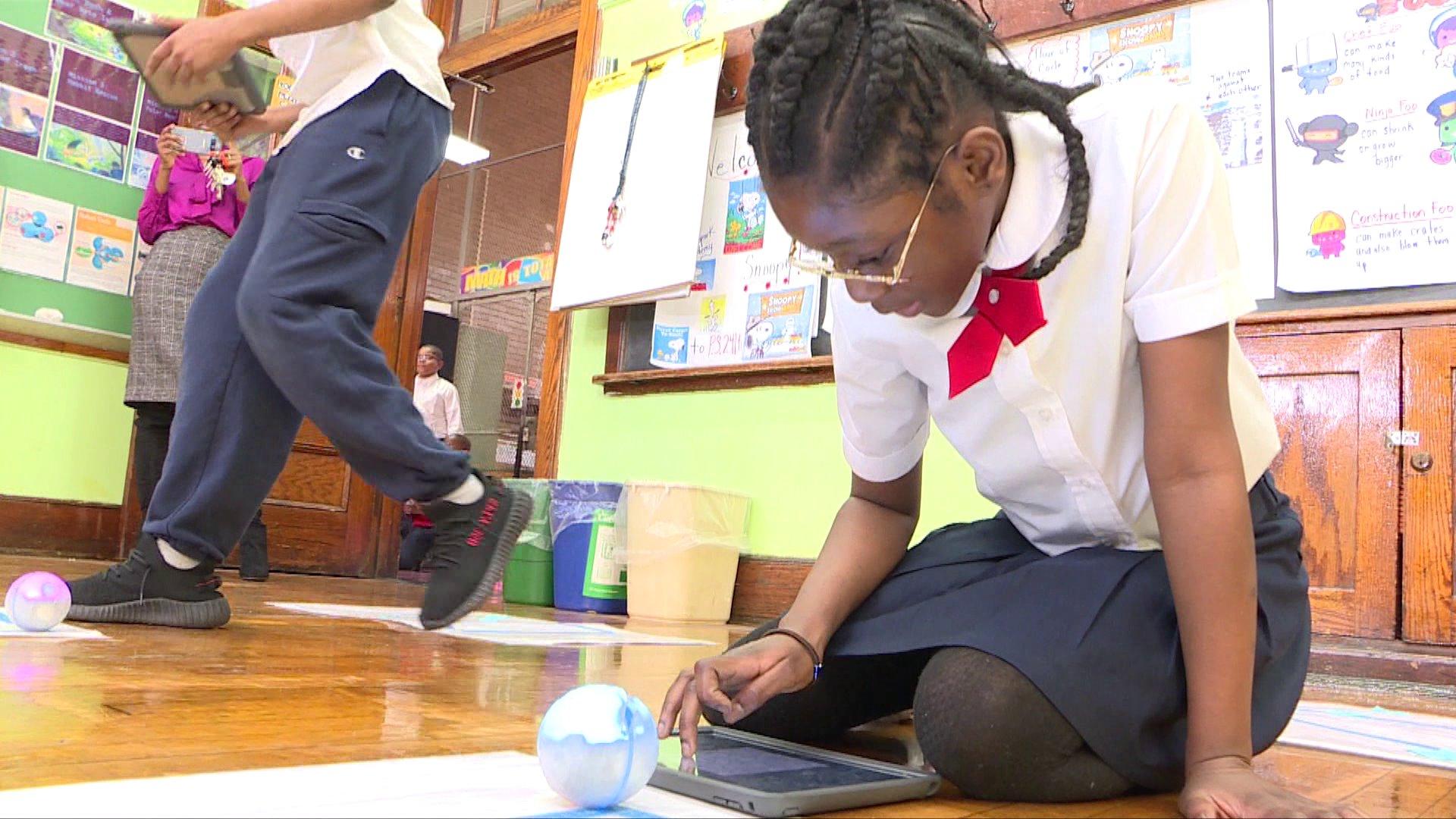 Students learn robotics, programming skills at Brooklynschool