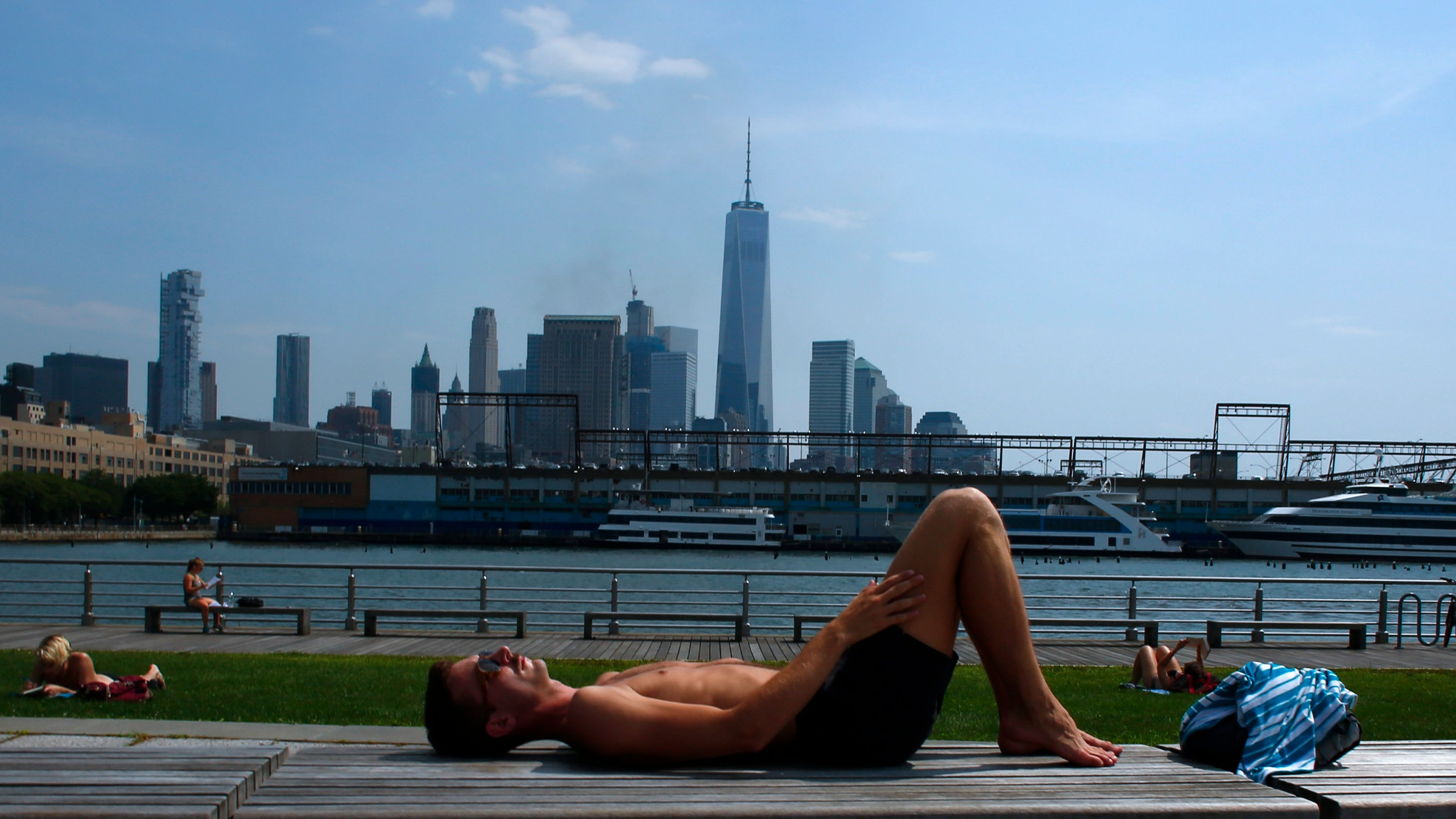 Heat wave ahead: New Yorkers warned to prepare for sweltering temps