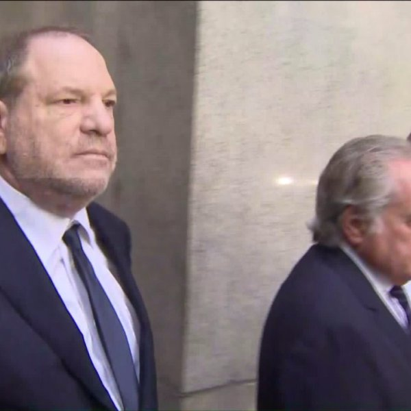 Harvey Weinstein pleads not guilty to rape, criminal sex charges; due back in court inSeptember