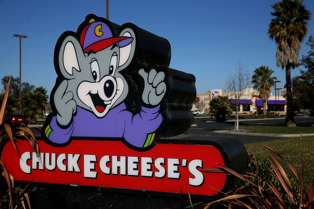 Pandemic takes a bite: Chuck E Cheese files for bankruptcy