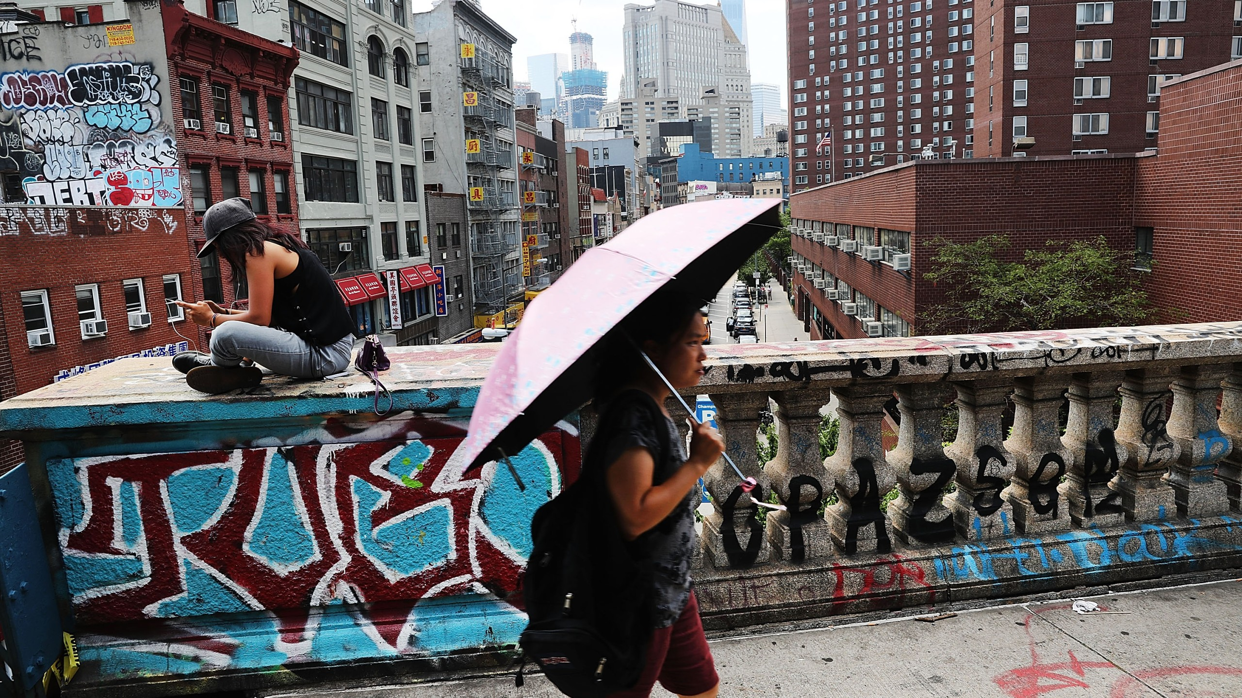 Health officials issue excessive heat, air quality health advisory for NewYorkers