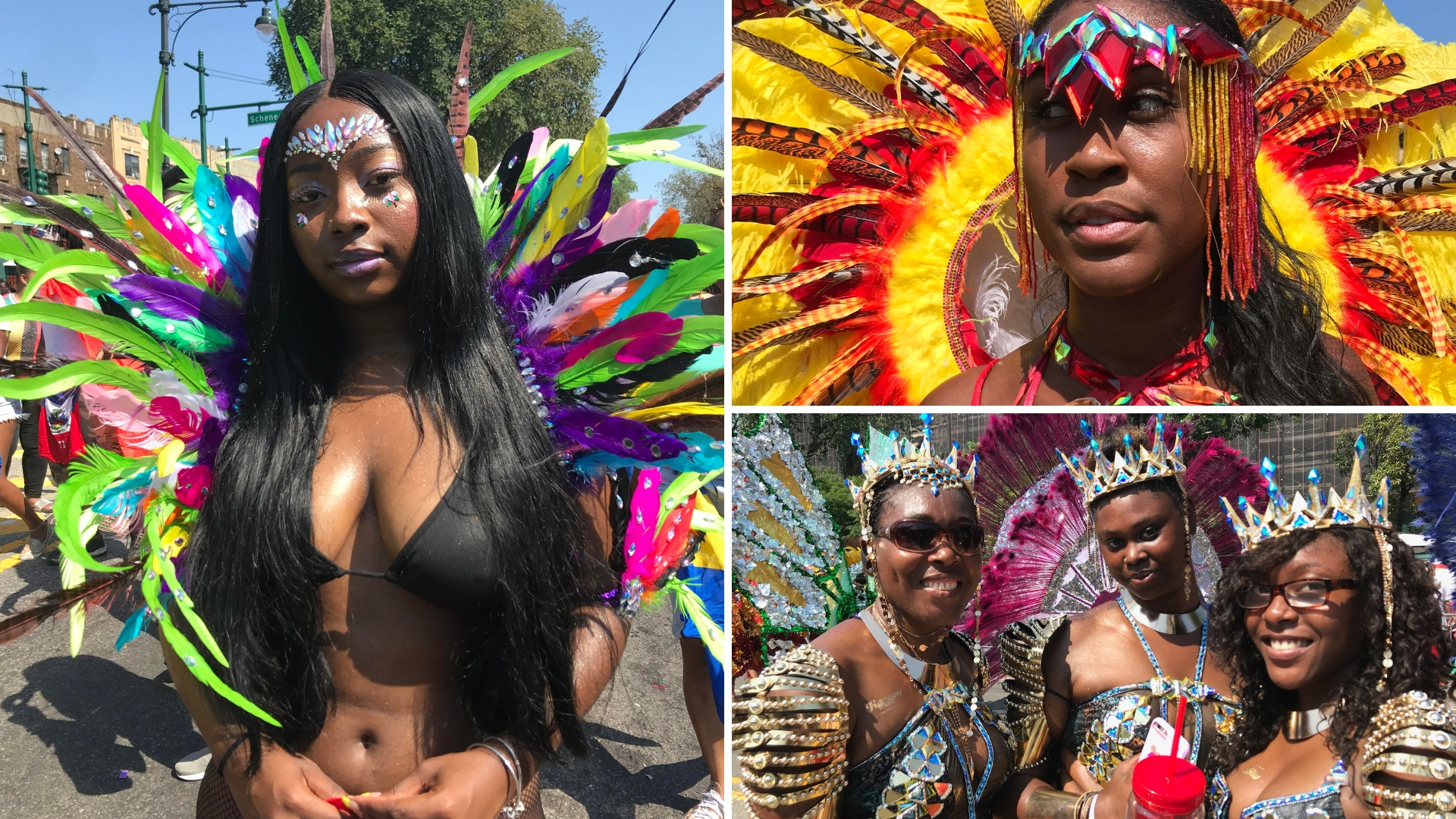 PHOTOS: Wave of Caribbean pride on display at West Indian DayParade
