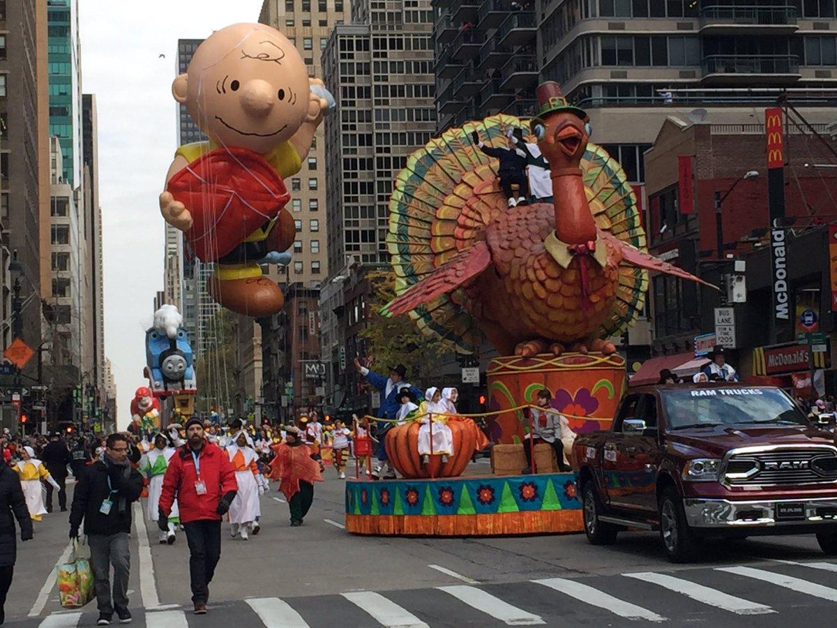 PHOTOS: See the Macy's Thanksgiving DayParade
