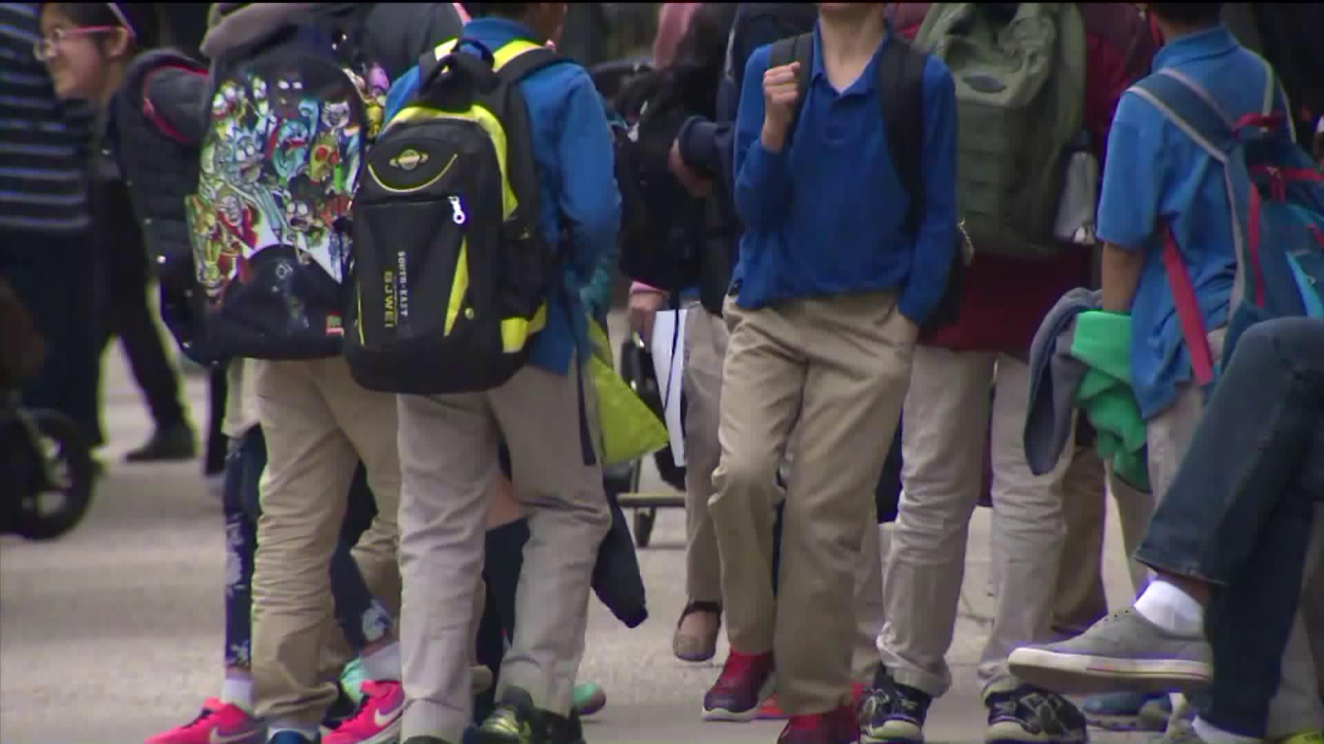 Nearly 300 Jersey City teachers receive layoff notices during Teacher AppreciationWeek