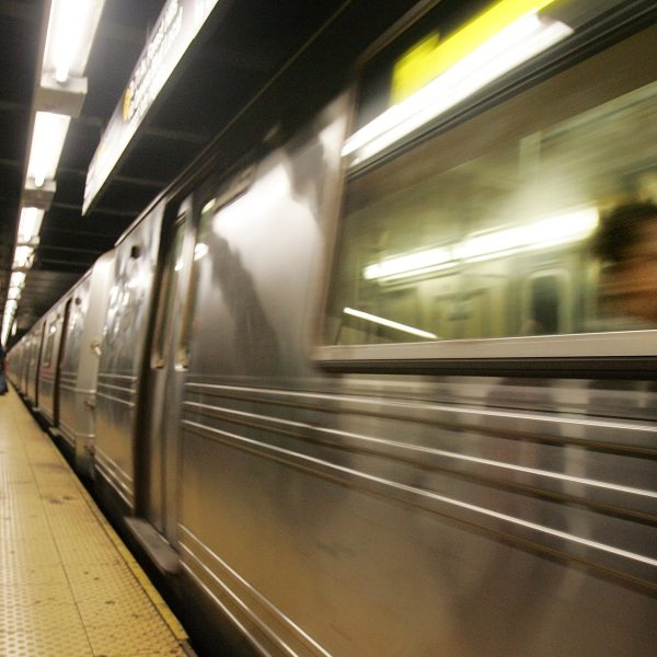 Major delays on J trains due to smoking tracks at Canal Street