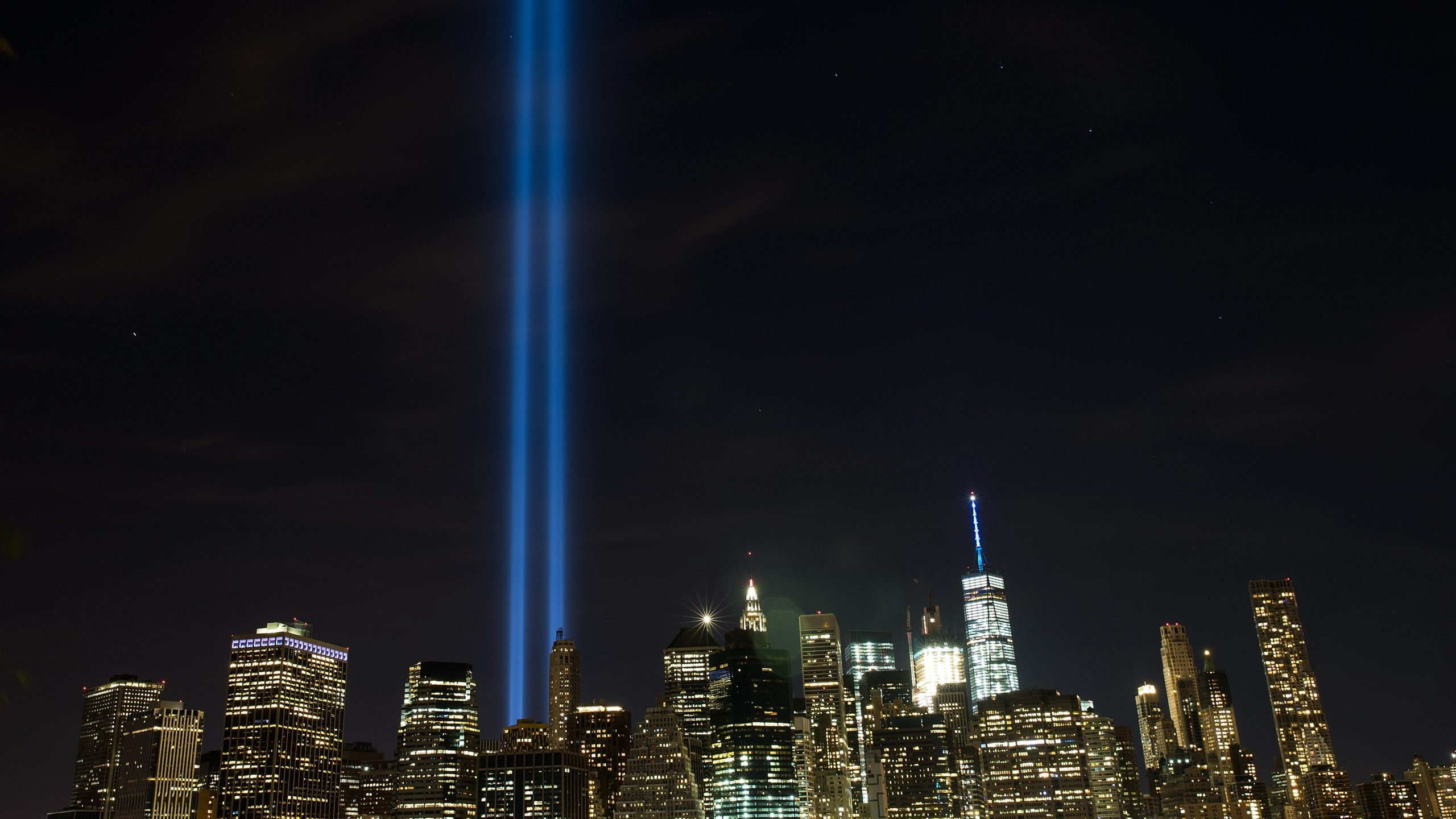 Photo of 9/11 Tribute in Light