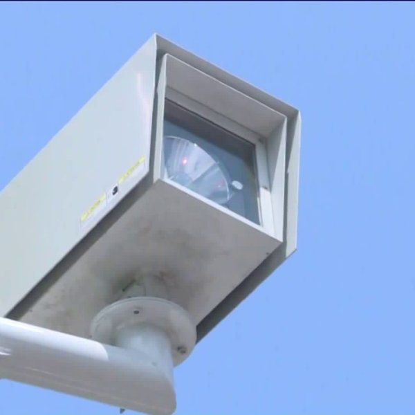 School speed cameras begin shutting off Wednesday