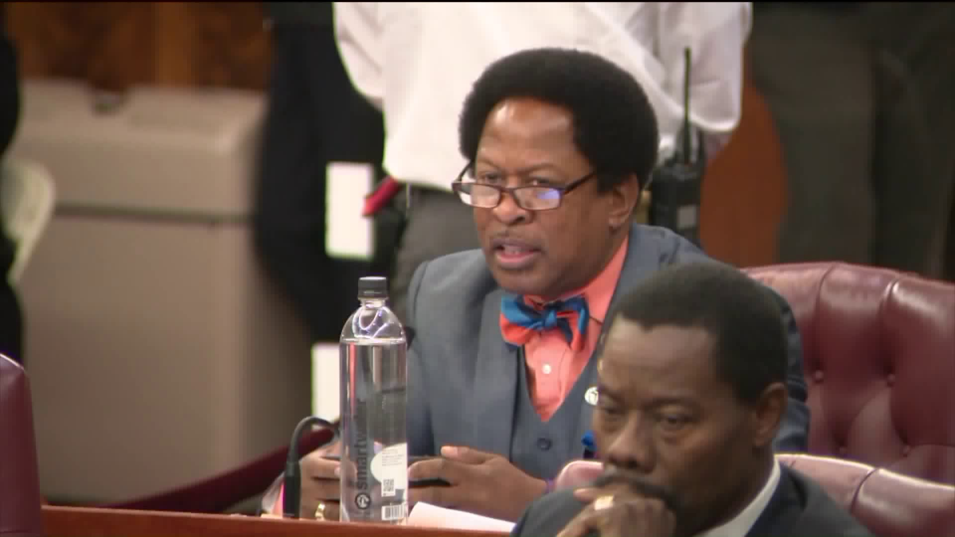 Andy King keeps City Council seat but gets 1-month suspension over ethicsviolations