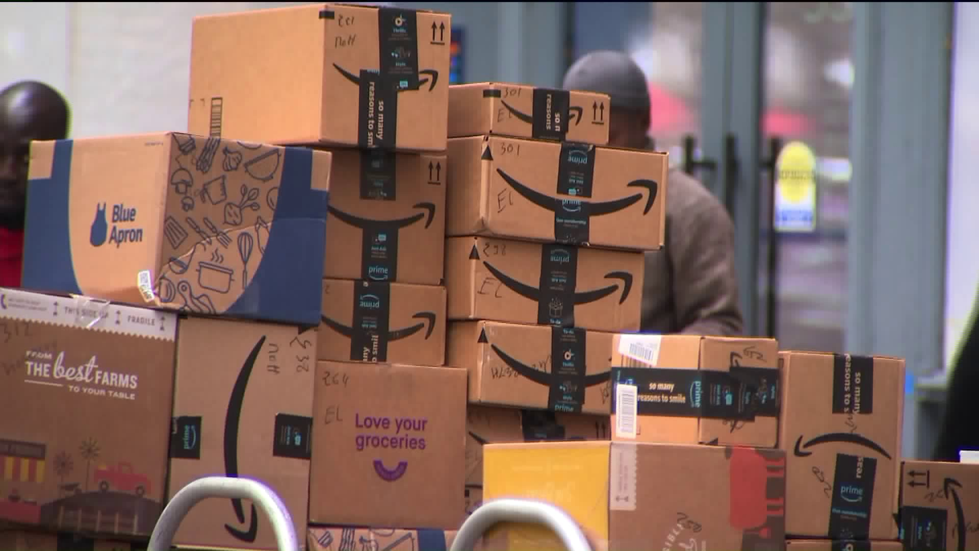 New York sees drawbacks to delivery convenience