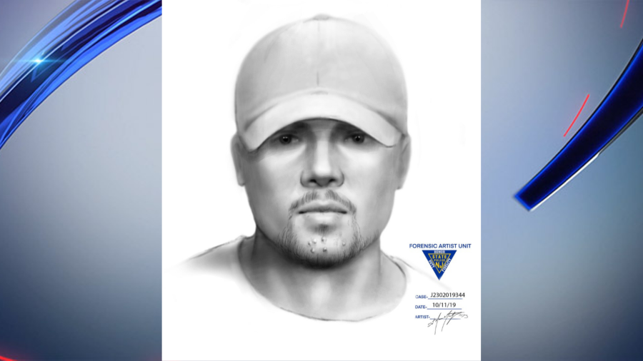 New sketch of possible witness released as Dulce Maria Alavez remainsmissing