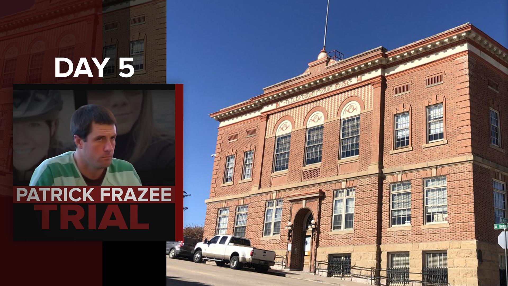Patrick Frazee murder trial: Witness testifies Kelsey Berreth's daughter was present for murder