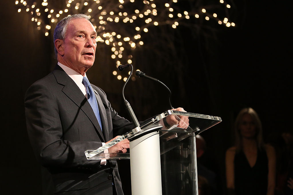 Michael Bloomberg expected to file for Alabama 2020 primary