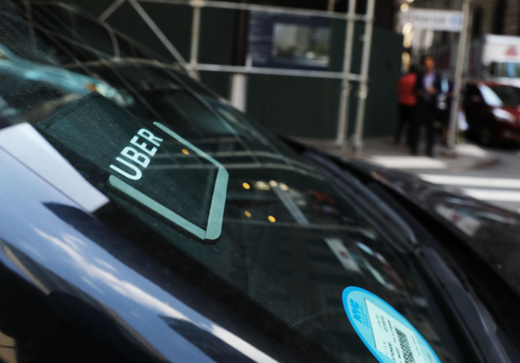 Passenger takes Uber suit to a jury despite user agreement