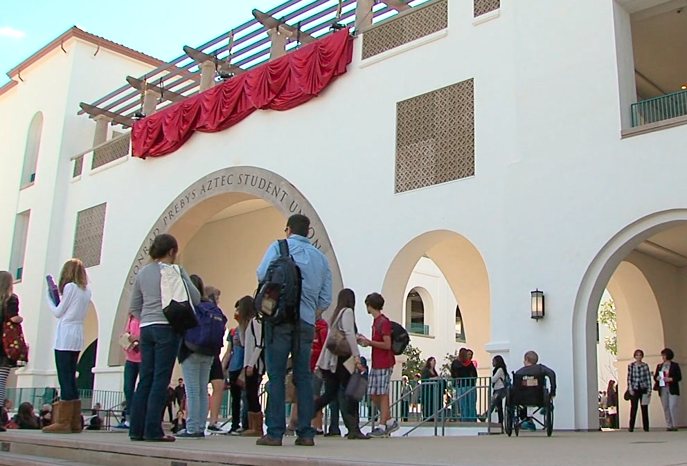 San Diego State University student dies following fraternity event