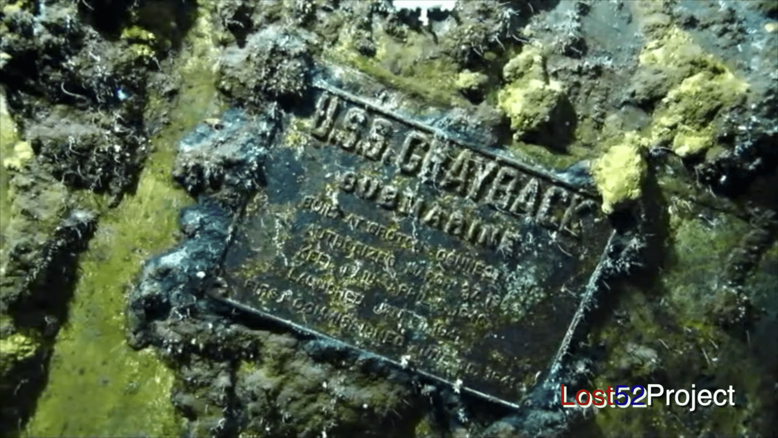 USS Grayback, a WWII submarine lost 75 years ago, located off coast of Japan