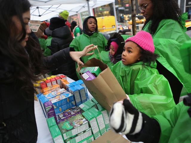 Girl Scout cookie campaigns build confidence and leadership in young people