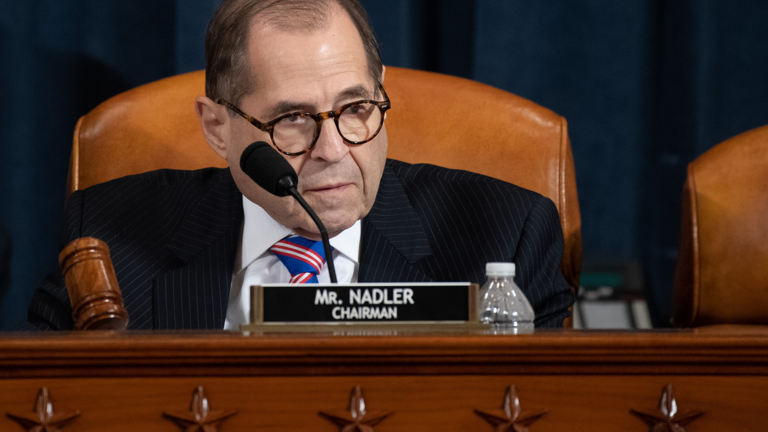 Chairman Rep. Jerry Nadler (D-NY)