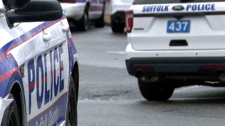 Suffolk Police Patrol Vehicle