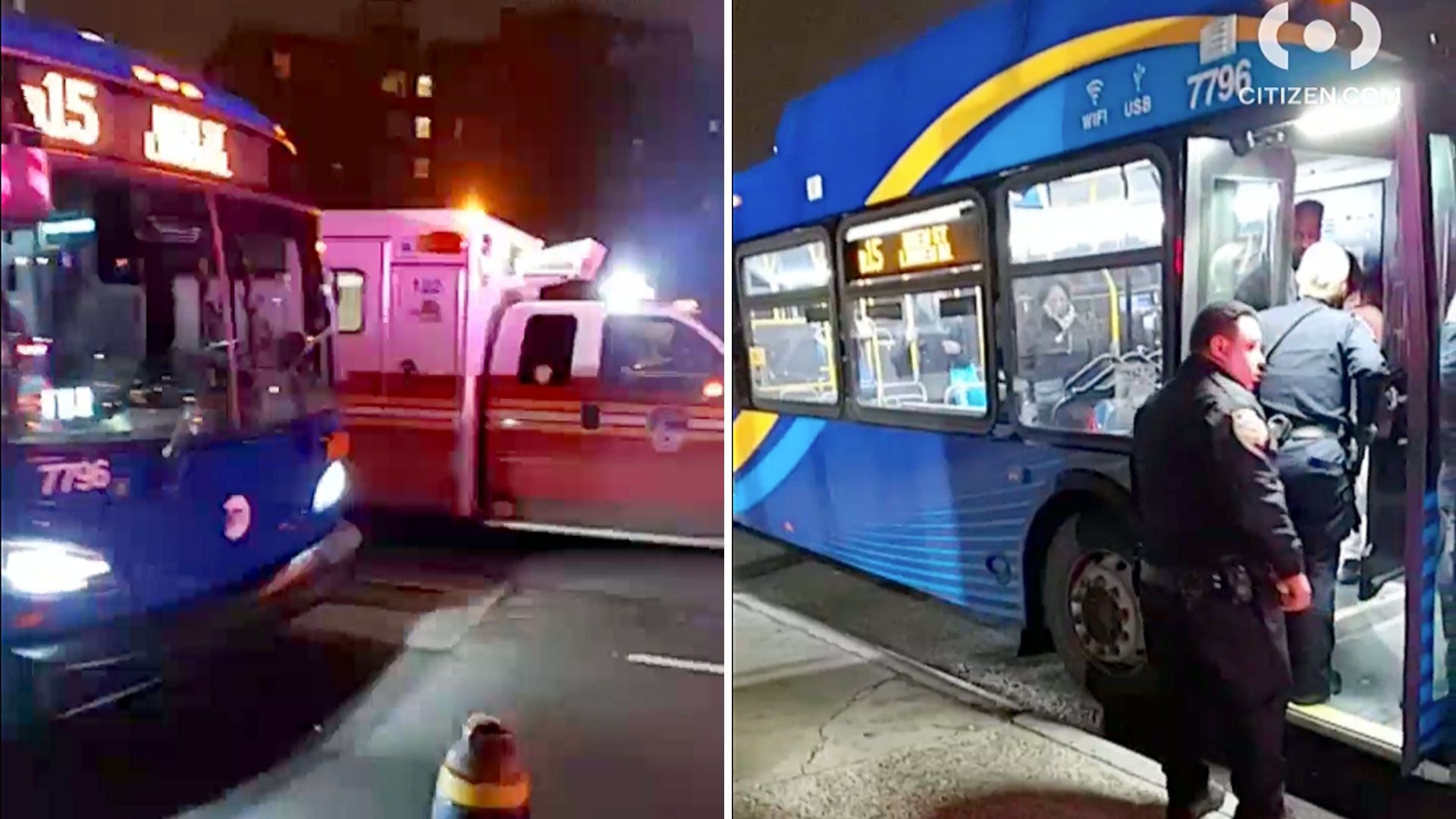 MTA bus driver assaulted by group of teens in Brooklyn