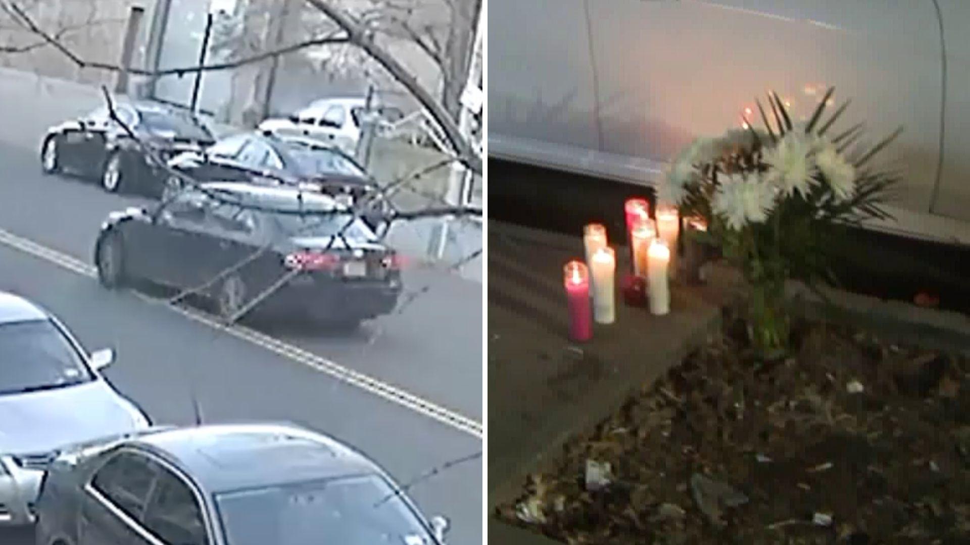 Black sedan connected to Brooklyn hit-and-run death