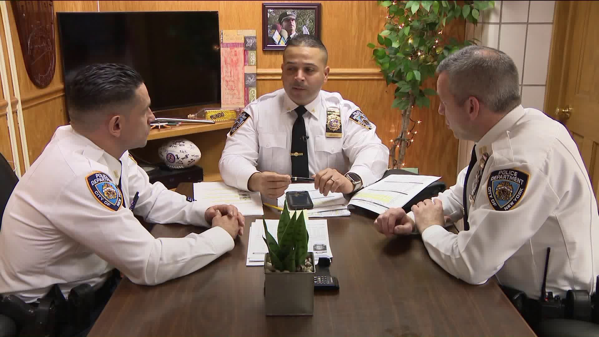 Exclusive: A look at the NYPD's anti-crime unit in the subway | PIX11