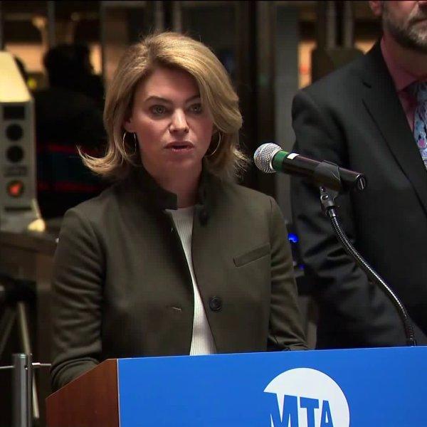 Sarah Feinberg nyc transit president