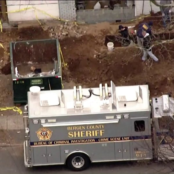 possible human remains found: Teaneck police