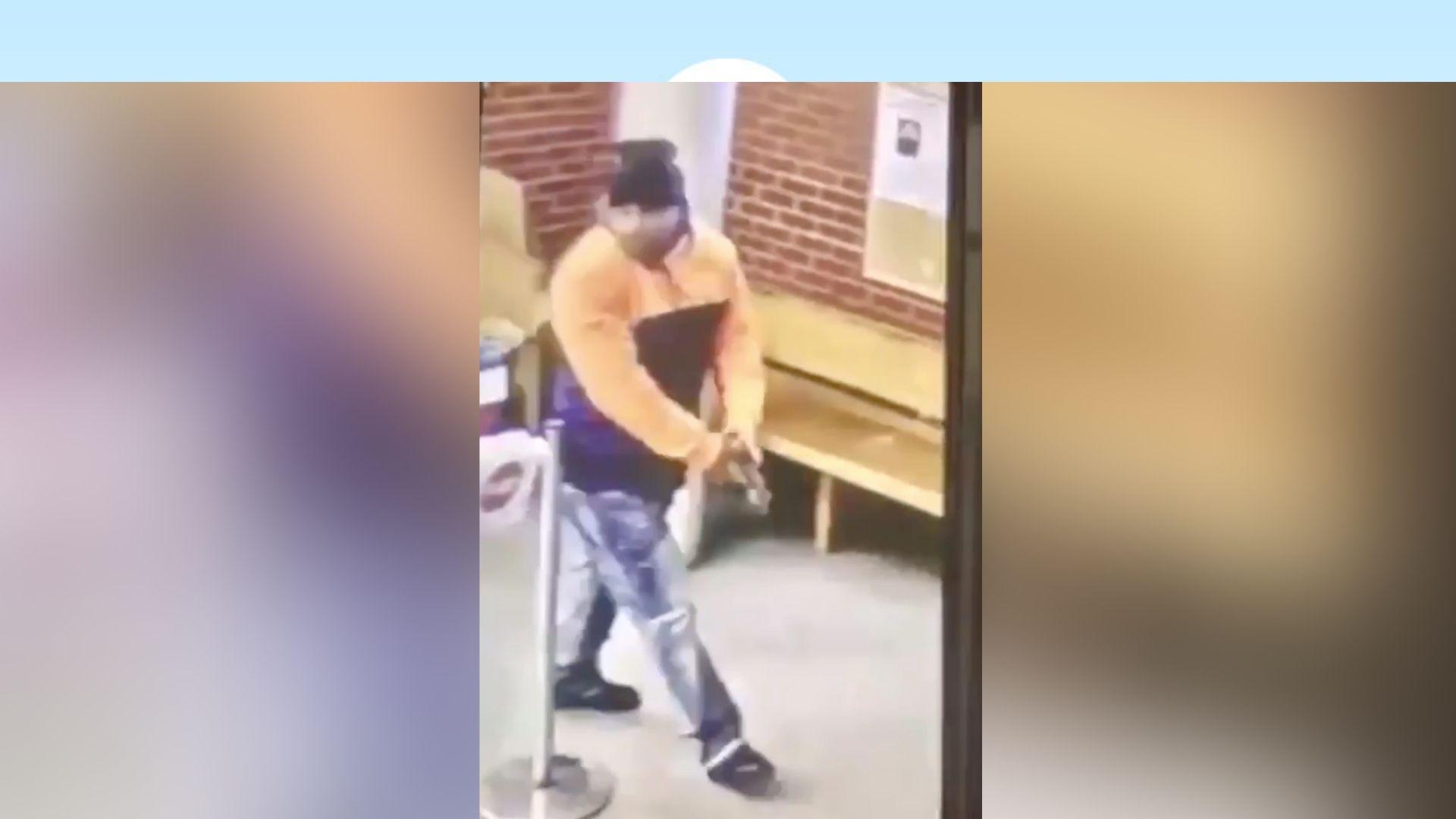 Man opens fire inside 41st precinct in the Bronx, February 9, 2020