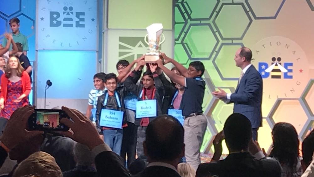 Scripps National Spelling Bee suspends national finals amid coronavirus pandemic