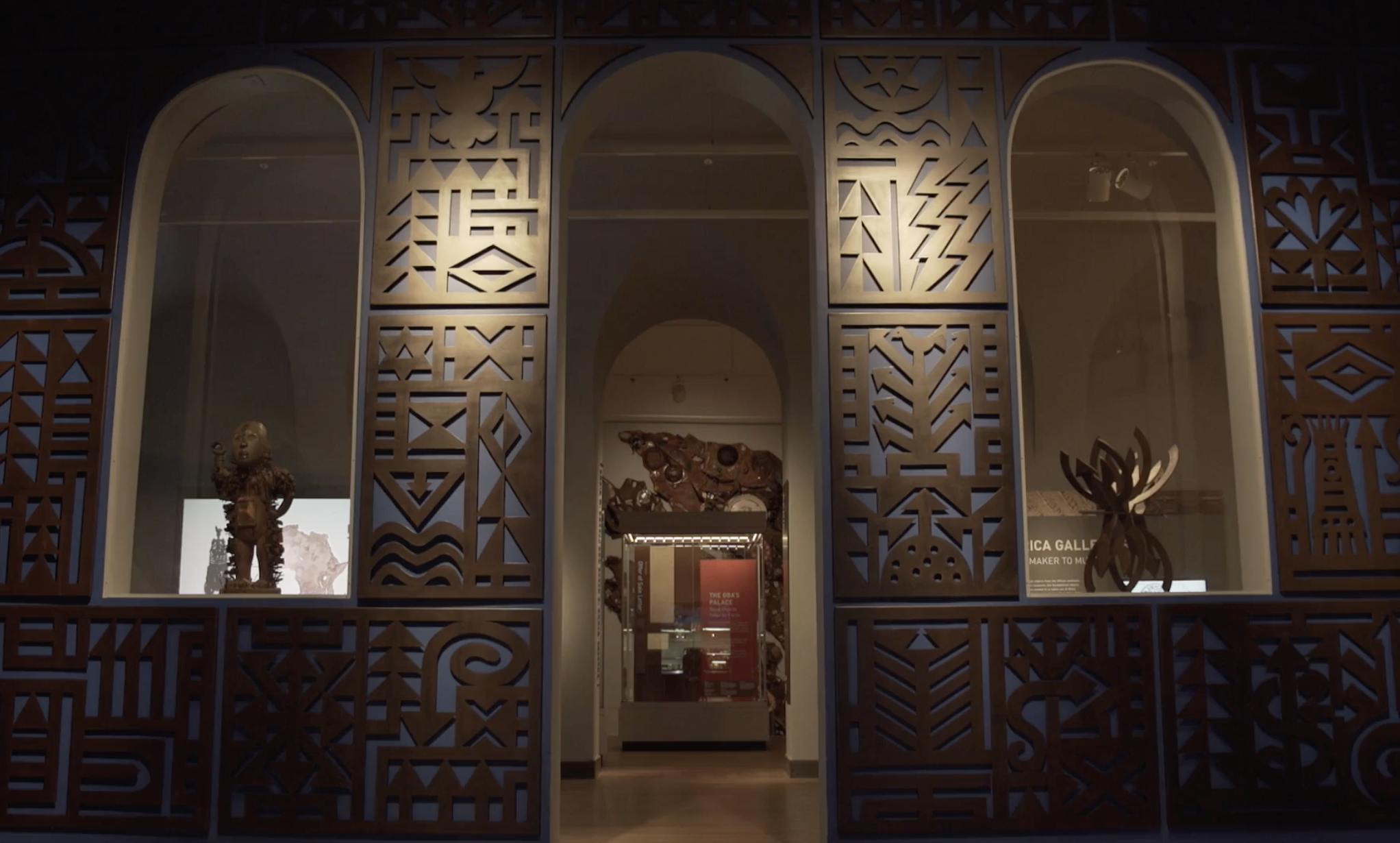 Museum's Global Guides program links past artifacts with people from those cultures