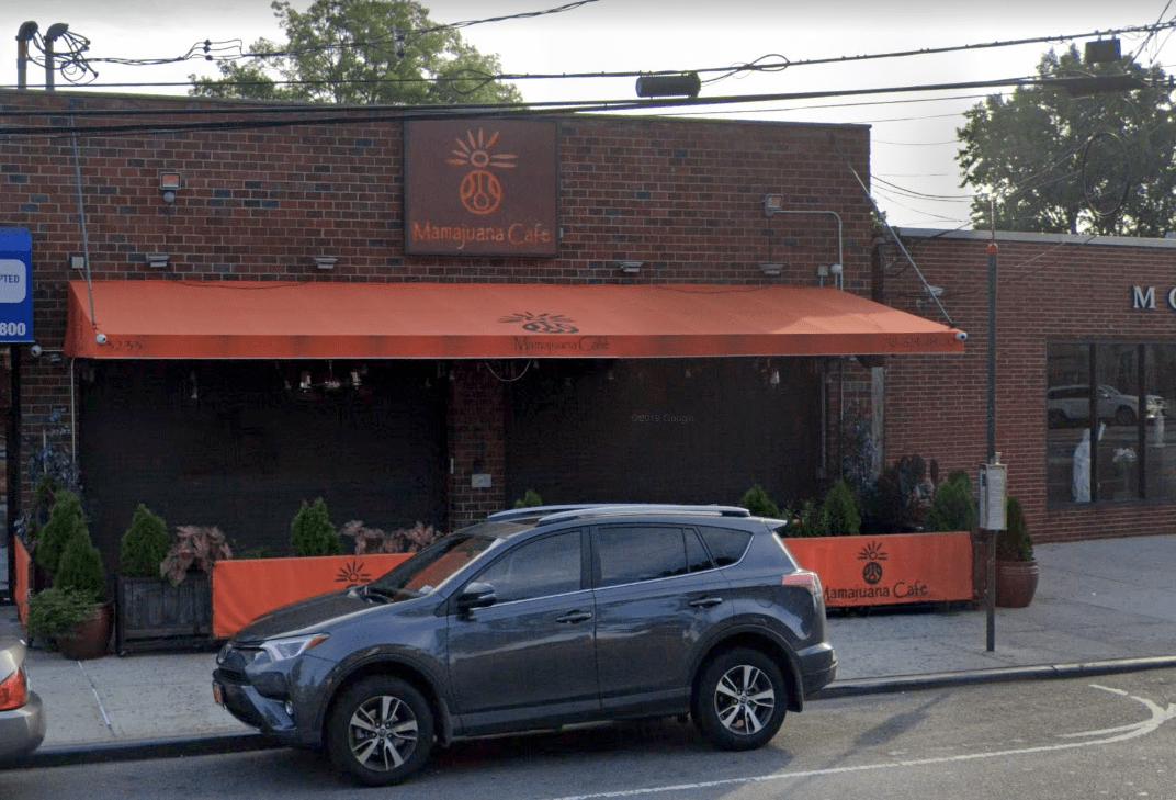Mamajuana Cafe in the Bronx